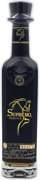 Supremo Tequila Extra Añejo Black 750ml