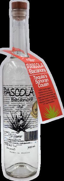 Pascola Bacanora Plata 750ml