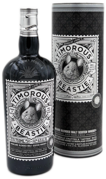 Douglas Laing's Timorous Beastie Highland Blended Malt Scotch Whisky