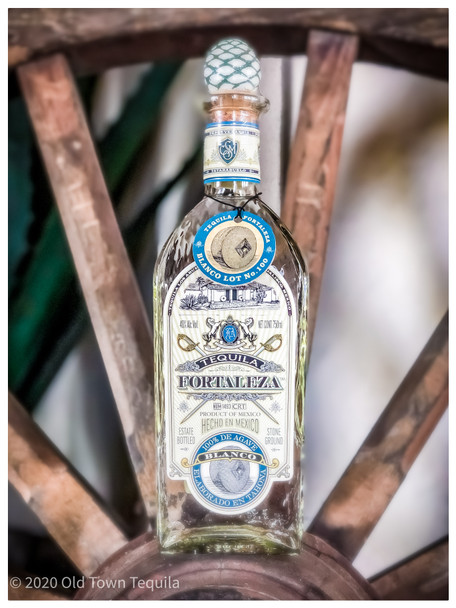 Fortaleza Lot 100 Blanco Tequila Limited Edition