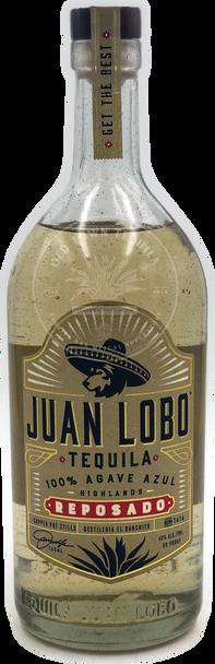 Juan Lobo Tequila Reposado 750ml