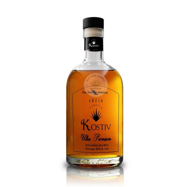Kostiv Ultra Premium Anejo Tequila