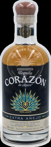 Corazon Extra Anejo Single Estate Tequila