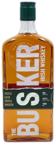 The Busker Irish Whiskey 750ml