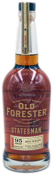 Old Forester Statesman Kentucky Straight Bourbon Whisky 750ml
