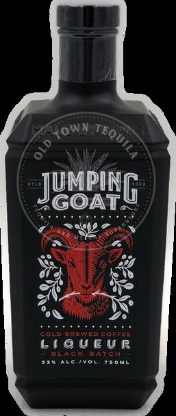 Jumping Goat Cold Brewed Coffee Liqueur Black Batch 750ml