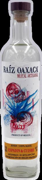 Raiz Oaxaca Mezcal Espadin & Cuishe 750ml