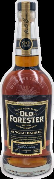 Old Forester Kentucky Straight Bourbon Whisky Single Barrel 750ml