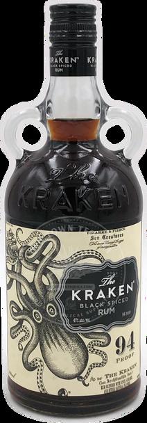 The Kraken Black Spiced Rum 750ml