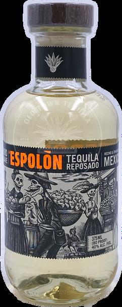 El Espolon Tequila Reposado 375ml