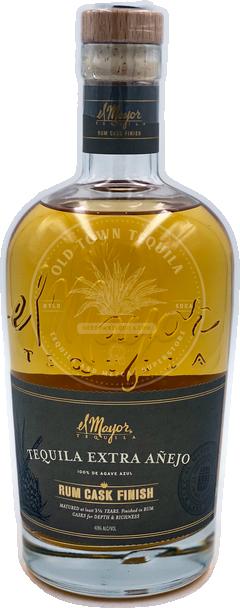 El Mayor Tequila Extra Añejo Rum Cask Finish 750ml