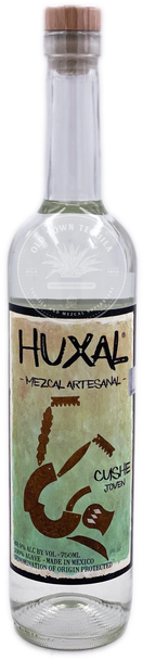 Huxal Mezcal Cuishe Joven 750ml