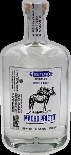 Macho Prieto Tequila Blanco 750ml
