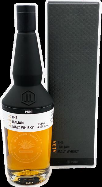Puni Alba The Italian Malt Whisky 750ml