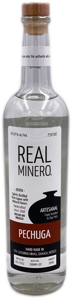 Real Minero Pechuga Mezcal 750ml