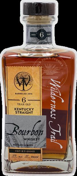 Wilderness Trail Kentucky Straight Bourbon Bottled in Bond 6 Year