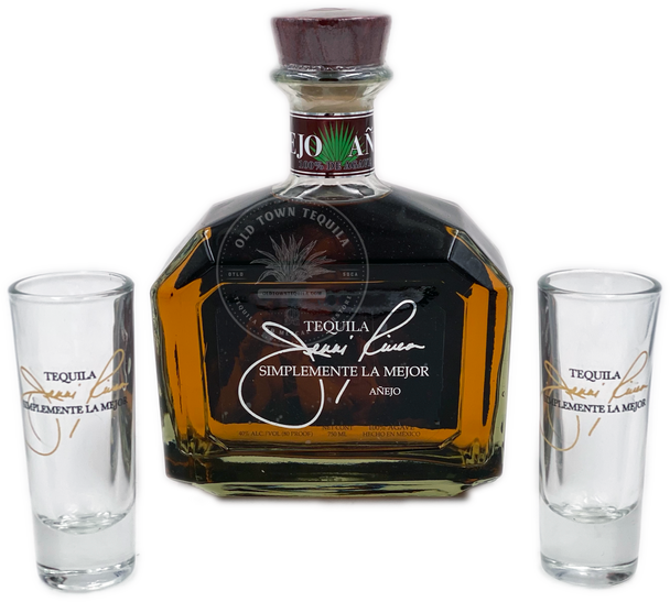 Jenni Rivera Tequila Añejo Gift Set