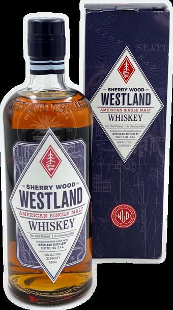 Sherry Wood Westland American Single Malt Whiskey