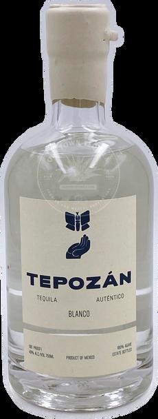 Tepozan Tequila Blanco 750ml