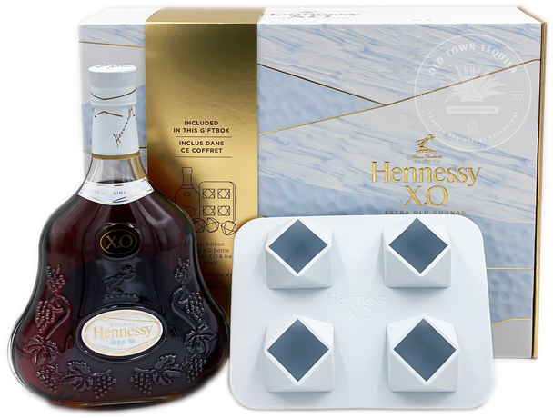 Hennessy X.O Extra Old Cognac Gift Box