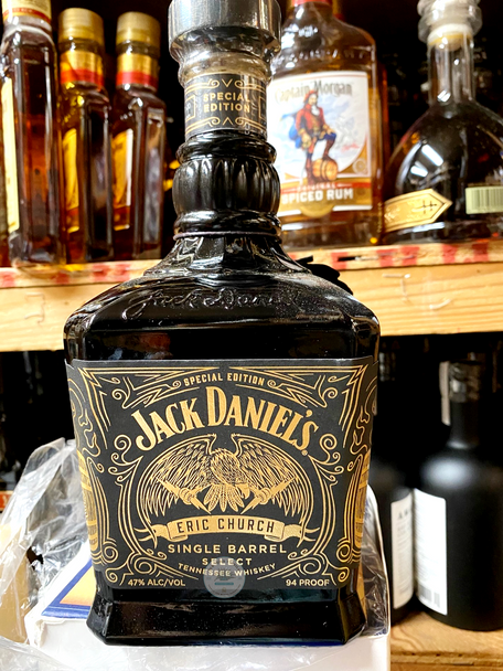 Jack Daniel's Eric Church Special Edition