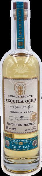 Tequila Ocho Anejo Barrel Select Tropical Anejo