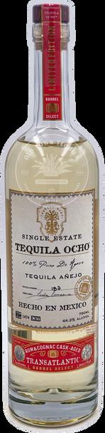 Tequila Ocho Anejo Barrel Select Transatlantic Anejo