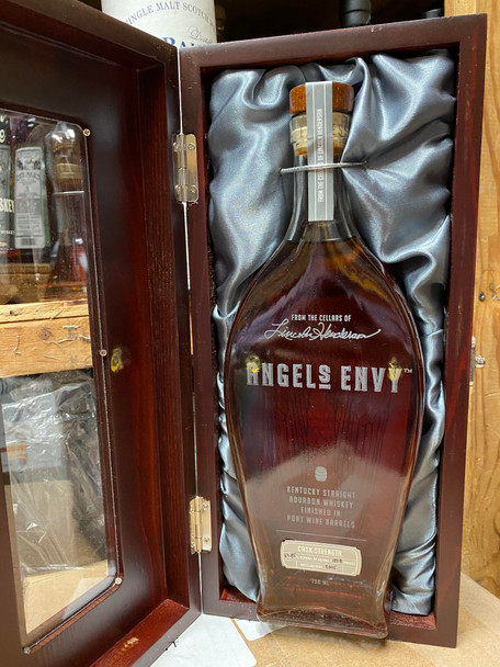 Angel's Envy Cask Strength Port Wine Barrel Finish 2015
