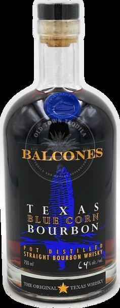 Balcones Texas Blue Corn Bourbon 750ml