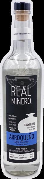 Real Minero Mezcal Arroqueño 750ml