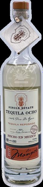 "Ocho Tequila "" Los Mangos"" Single Estate Reposado 2010"