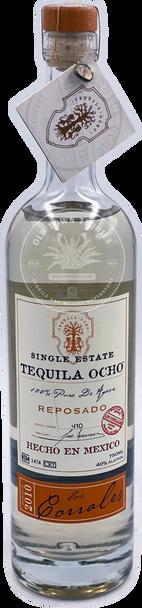 """Ocho Tequila """" Los Corrales"""" Single Estate Reposado 2010"""