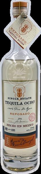 "Ocho Tequila "" Los Carrizal"" Single Estate Reposado 2010"