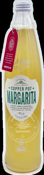 Miami Cocktail Small Batch Copper Pot Margarita 750ml