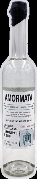 Amormata Ensamble Tamaulipas Agave Spirit 750ml