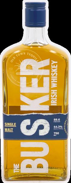 The Busker Single Malt Irish Whiskey 750ml