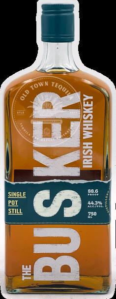 The Busker Single Pot Still Irish Whiskey 750ml