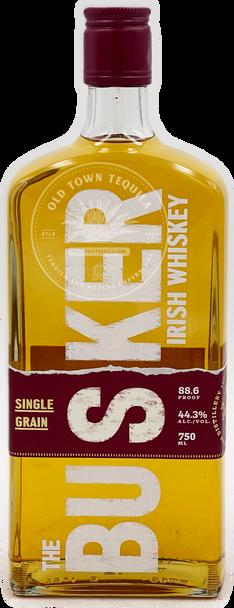 The Busker Single Grain Irish Whiskey 750ml