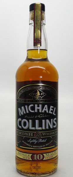 michael collins irish whiskey - 248×600