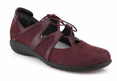 naot timu bordeaux shoe
