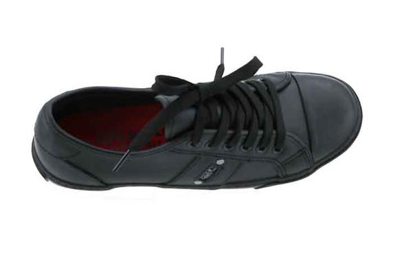 airwalk tamarama leather black top