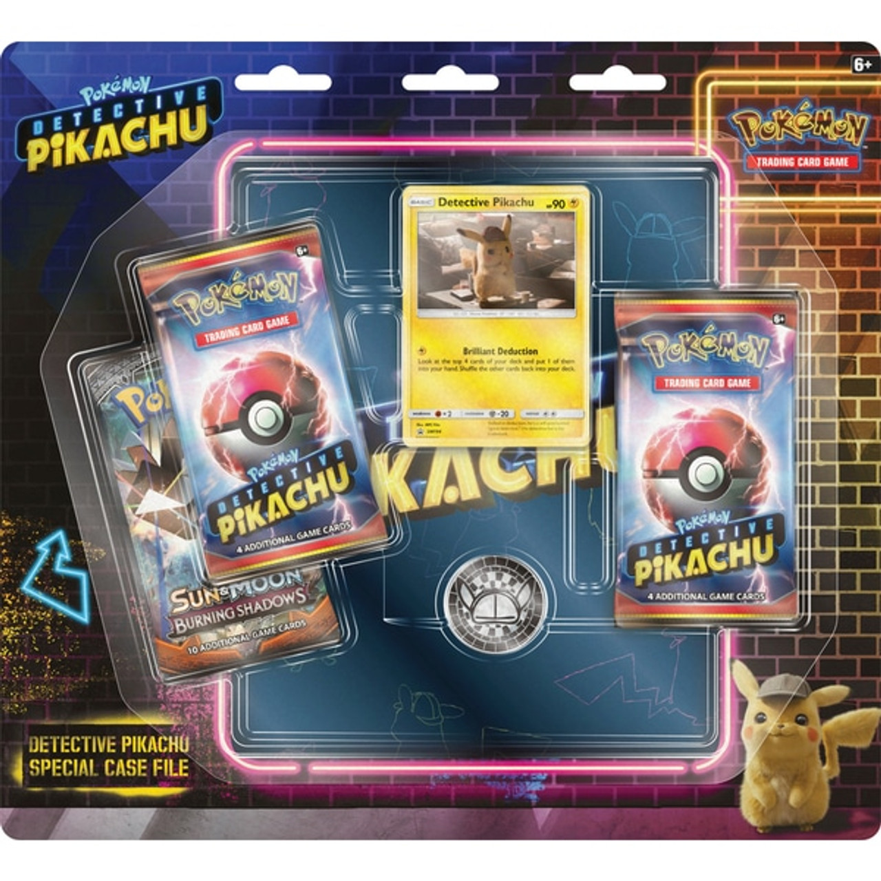 Pokemon Detective Pikachu Special Case File Game Nerdz