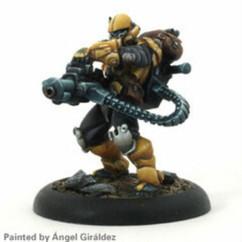Mercs: Yellow Jackets - Heavy Assault