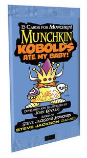 Munchkin: Kobolds Ate My Baby Booster Pack