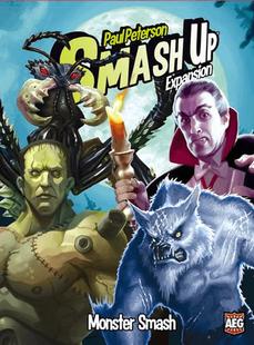 Smash Up: Monster Smash Expansion