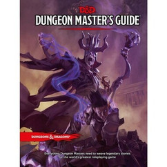 Dungeons & Dragons RPG: Dungeon Masters Guide Hardcover