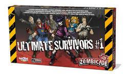 Zombicide: Zombivors - Ultimate Survivors #1