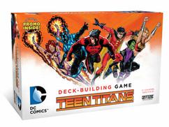DC Comics: Deck Building Game: Teen Titans