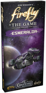 Firefly: The Game - Esmeralda Expansion
