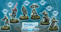 Infinity: PanOceania - Military Order Sectorial Starter Pack (6)